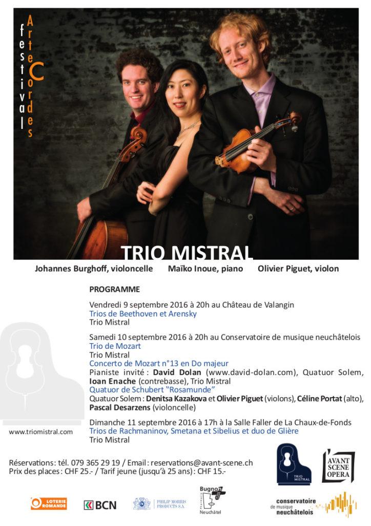 Trio Mistral